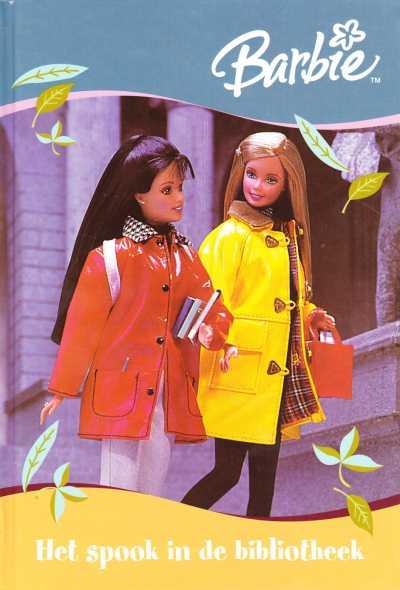 Onbekend - Barbie -  Het spook in de bibliotheek