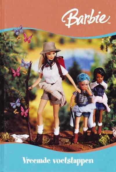 Onbekend - Barbie - Vreemde voetstappen