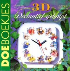 3D Decoratief geknipt