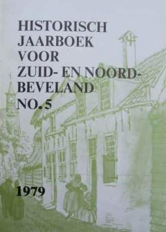 Historisch jaarboek voor Zuid- en Noord Beveland NR. 5