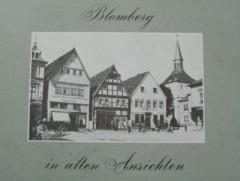 Blomberg in Alten Ansichten