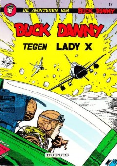 Buck Danny, tegen Lady X