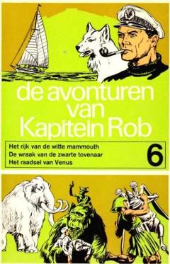 De avonturen van Kapitein Rob, Deel 6
