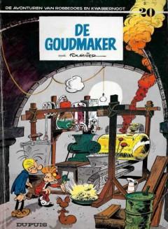 De avonturen Robbedoes en Kwabbernoot De Goudmaker