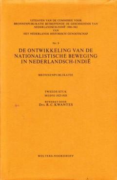De ontwikkeling van de nationalistische beweging in Nederlandsch-Indië (Tweede stuk 1923-1928)
