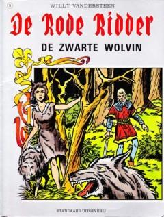 De Rode Ridder - De zwarte wolvin