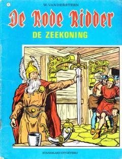 De Rode Ridder - De zeekoning