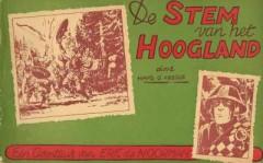 Eric de Noorman, De stem van het Hoogland