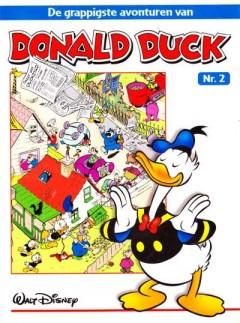 De grappigste avonturen van Donald Duck Nr. 2