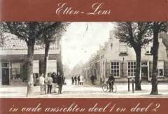Etten-Leur in oude ansichten deel 1 en 2