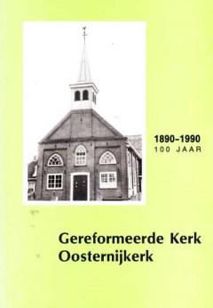 Gereformeerde Kerk Oosternijkerk 1890-1990