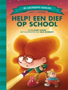 Help! Een dief op school (Groep 5)
