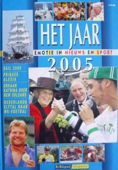 Het jaar 2005 (Telegraaf)