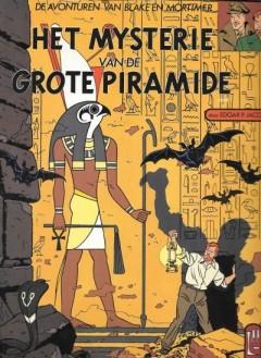 De Avonturen van Blake en Mortimer - Het Mysterie van de Grote Piramide deel 1