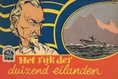De avonturen van Kapitein Rob, Het Rijk der duizend eilanden nr. 42