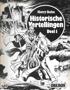Harry Balm, Historische Vertellingen deel 1 (Nummer 43)