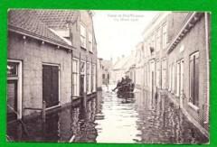 Ansichtkaart Ramp te Oud-Vosmeer