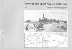 Kadastrale Atlas Gelderland 1832 Hall Tekst en Kadastrale gegevens