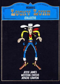 Lucky Luke collectie album nr. 2