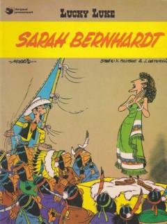Lucky Luke - Sarah Bernhardt