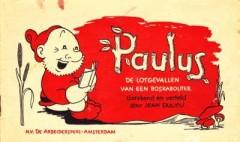 Paulus, de lotgevallen van een boskabouter
