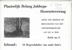Plaatselijk Belang Jubbega-Hoornsterzwaag