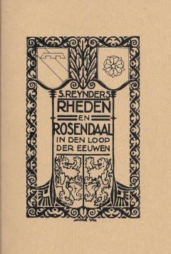 Rheden en Rosendaal in den loop der eeuwen