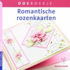 Romantische rozenkaarten