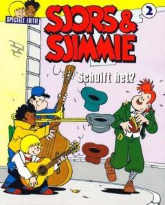 Speciale editie van Sjors en Sjimmie - Schuift het?