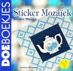 Sticker Mozaïek