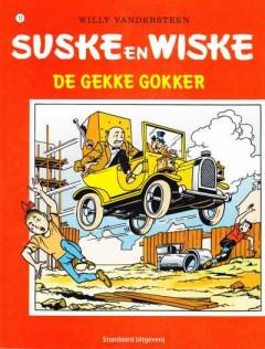 Suske en Wiske De gekke gokker (NR 12)