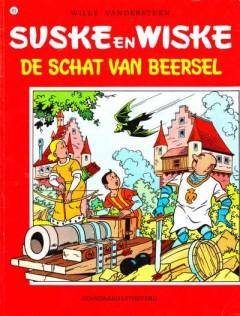 Suske en Wiske De schat van Beersel (NR 111)