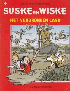 Suske en Wiske Het verdronken land (NR 263)