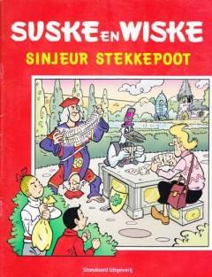 Suske en Wiske Sinjeur stekkepoot