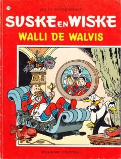 Suske en Wiske Walli de Walvis (NR 171)