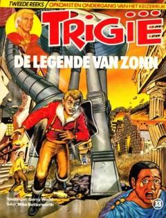 Trigië de legende van Zonn
