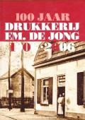 Druk in Baarle 1906-2006