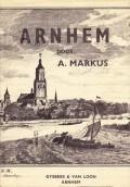 Arnhem omstreeks het midden der vorige eeuw