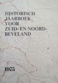 Historisch jaarboek voor Zuid- en Noord Beveland NR. 1