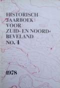 Historisch jaarboek voor Zuid- en Noord Beveland NR. 4