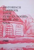 Historisch jaarboek voor Zuid- en Noord Beveland NR. 6