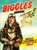 Biggles Flies Again - in his First-Ever Annual