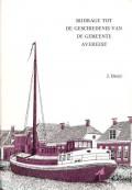 Bijdrage tot de geschiedenis van de gemeente Avereest