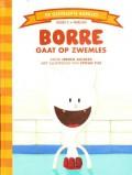 Borre gaat op zwemles