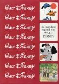 De Wondere Wereld van Walt Disney Complete Box met 4 delen