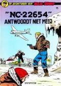 """Buck Danny, """"NC-22654"""" antwoordt niet meer"""