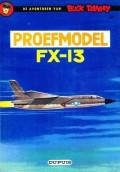 Buck Danny, Proefmodel FX-13