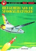 Buck Danny, het geheim van de spookvliegtuigen