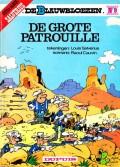 De Blauwbloezen - De grote patrouille
