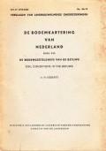 De bodemkartering van Nederland deel V11